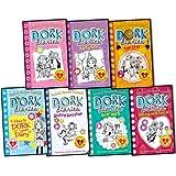 Rachel Renee Russell Dork Diaries 7 Books Collection Pack Set Rachel Renee Russell