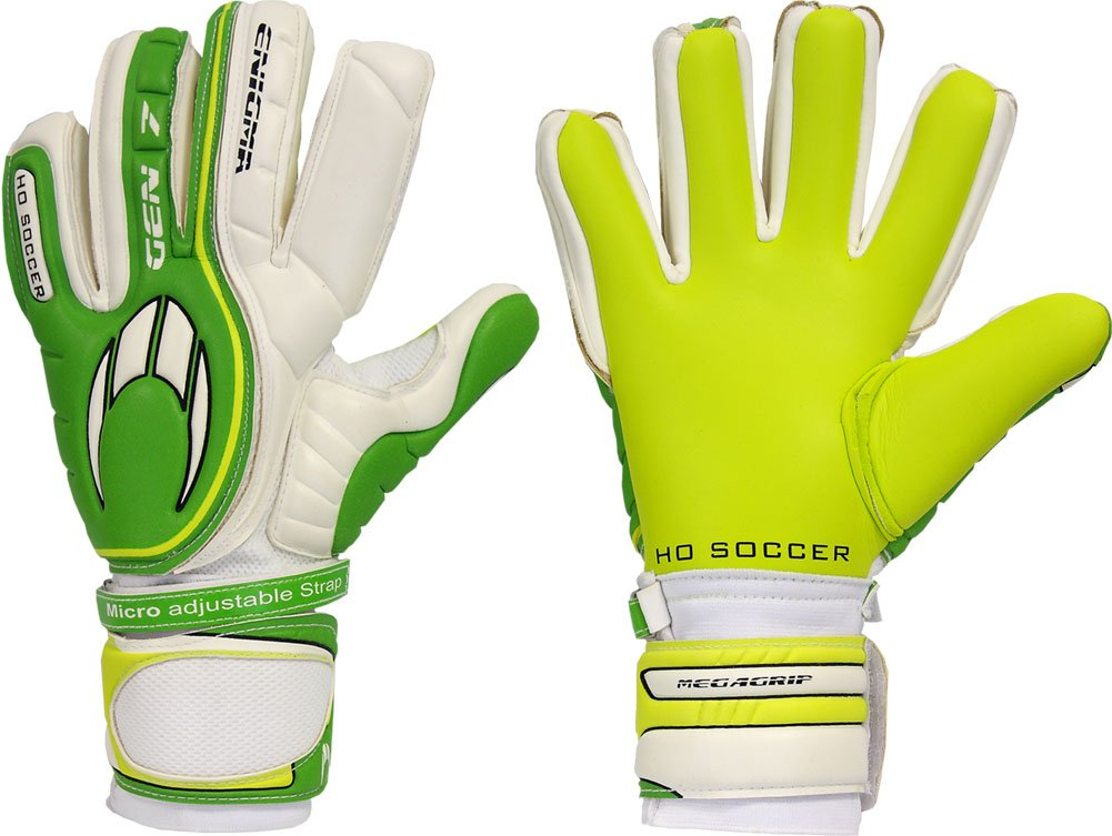 HO ENIGMA GEN 7 NEG Goalkeeper Gloves uhlsport eliminator soft supportframe goalkeeper gloves
