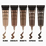 NYX PROFESSIONAL MAKEUP Eyebrow Gel, Espresso, 0.34 Ounce