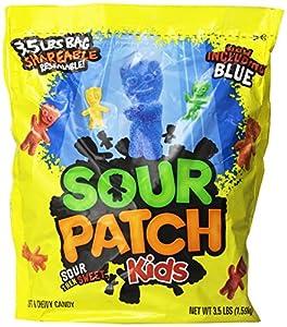 Sour Patch Kids Bag DRS, 3.5-Pounds