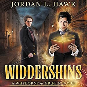 Widdershins Audiobook
