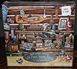 Cabin Fever - 500 Piece Jigsaw Puzzle- A...