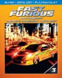 The Fast and the Furious: Tokyo Drift [Blu-ray + Digital Copy + UltraViolet] (Bilingual)