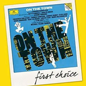 First Choice: Bernstein on the Town