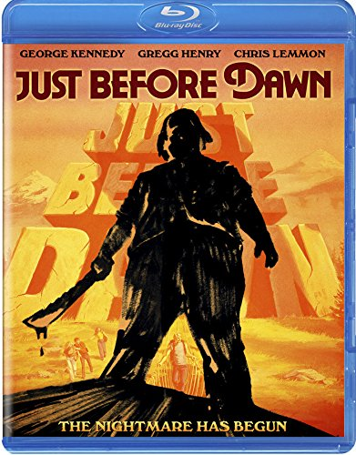 Just Before Dawn (1981) (Blu-ray)