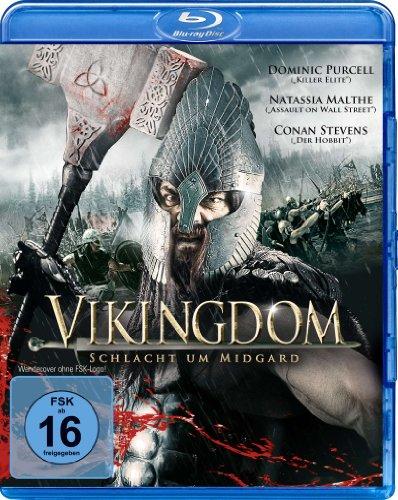 Vikingdom - Schlacht um Midgard [Blu-ray]