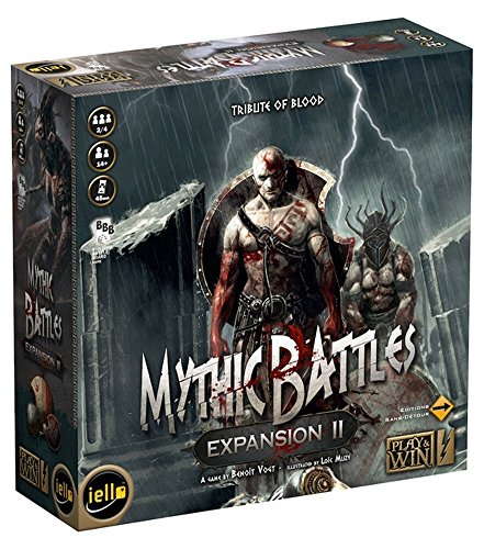 Mythic Battles Expansion 2: Tribute of Blood (Kings Dominion Tickets compare prices)