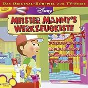 Meister Mannys Werkzeugkiste 8 | Gabriele Bingenheimer, Marian Szymczyk
