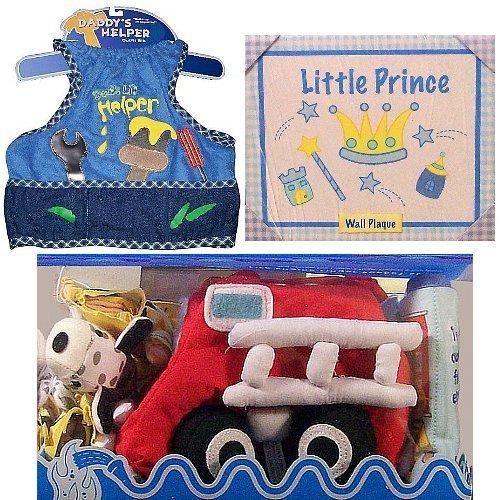 Cudlie-Daddy's Little Helper 3-Piece Set