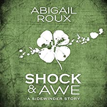 Shock & Awe (       UNABRIDGED) by Abigail Roux Narrated by Brock Thompson