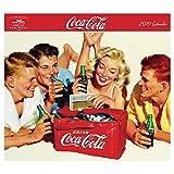 Coca-Cola Wall Calendar (2019)