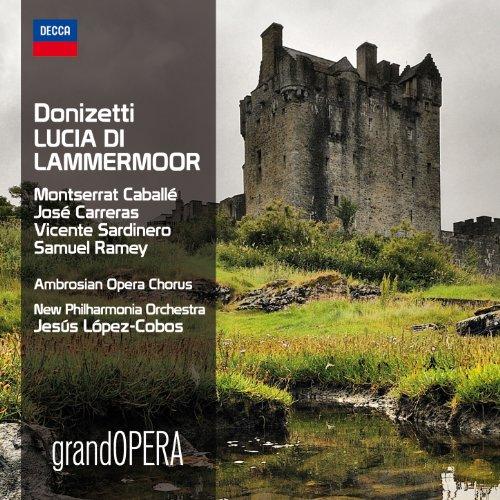 Lucia Di Lammermoor - Donizetti - CD
