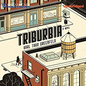 Triburbia Audiobook
