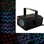 1byone LED Moonflower Light Disco DJ...