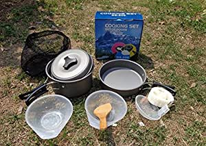 Amazon.com : OuterStar Ultralight Outdoor Camping Mess Kit