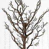 "BalsaCircle 36"" Manzanita Tree with Garlands for Wedding DIY Centerpieces"