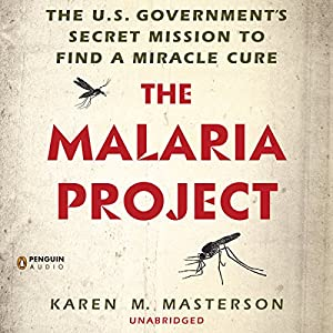 The Malaria Project Audiobook