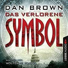Das verlorene Symbol Hörbuch von Dan Brown Gesprochen von: Wolfgang Pampel