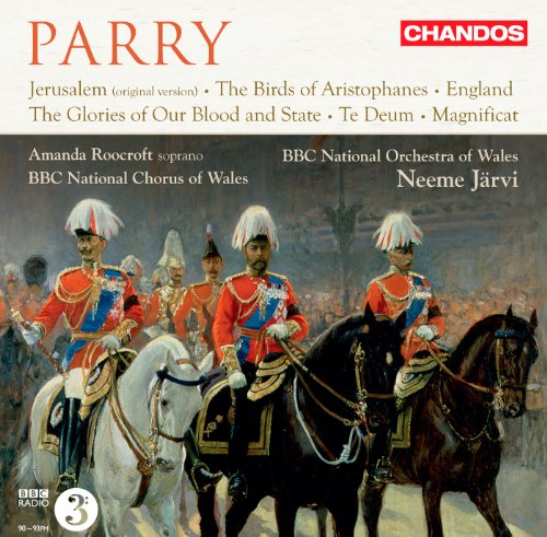 Buy Parry: Jerusalem - The Birds - England - The Glories of Our Blood and State - Te Deum - Magnificat From amazon