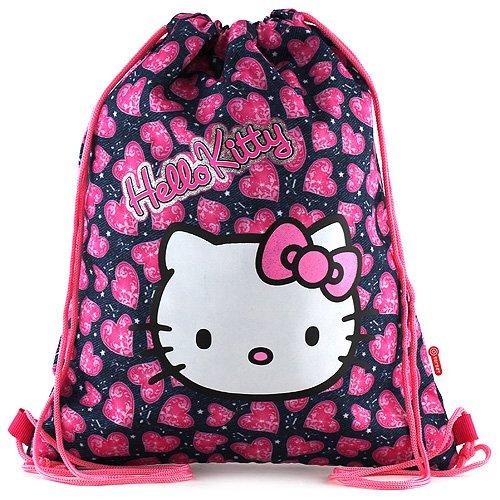 Hello Kitty 23761 Sacchetto per Calzature, Rosa