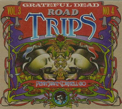 Road Trips, Vol. 3 No. 4: Penn State-Cornell '80 (3CD) by Grateful Dead