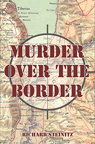 Book: Murder Over the Border by Richard Steinitz