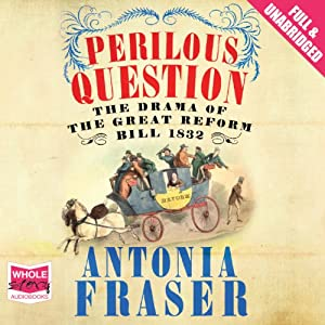 Perilous Question Audiobook