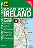 img - for Road Atlas Ireland book / textbook / text book
