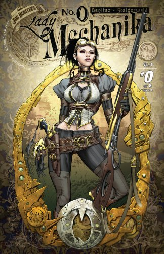 Graphic Novel Spotlight: Lady Mechanika