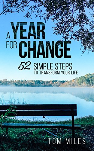 A Year For Change by Tom Miles ebook deal