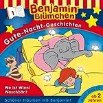 Wo ist Winnie Waschbär? (Benjamin Blümchen Gute Nacht Geschichten 1) | Ulli Herzog
