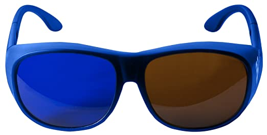 clear frame eyeglasses ray ban  side-by-side, frame