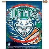 Wincraft WNBA Minnesota Lynx 27x37 Vertical Flag