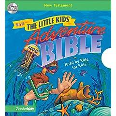Large Print Reviews - Audio Children's Bibles & Bible Stories