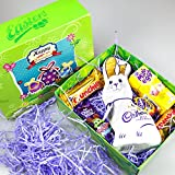 Cadbury Easter Bunny Gift Box - By Moreton Gifts - Bunny, Mini Eggs, Crème Egg, Freddo Sprinkles. Crunchie Bars