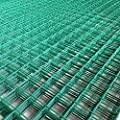 "Marko Fencing 6FT x 3FT Green PVC Coated Wire Mesh Panels Sheet 2"" Square Holes Fence Pet"