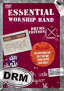 Essential Worship Band: Drums DVD