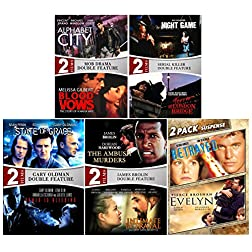 The Best Thrillers You've Missed - 10 Movie Collector's Edition