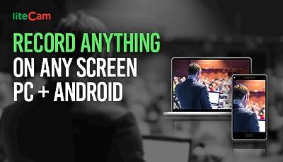 liteCam Pro: PC + Android [Full Version]