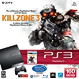 PlayStation 3 160GB Killzone 3 Bundle
