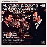 echange, troc Al Cohn & Zoot Sims - Motoring Along