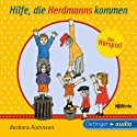 Hilfe, die Herdmanns kommen Hörspiel von Barbara Robinson Gesprochen von: Christiane Leuchtmann, Stephan Schad, Laura-Lee Ollhorn