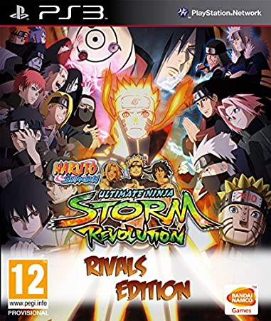 Naruto Shippuden: Ultimate Ninja Storm Revolution Rivals Edition (PS3)