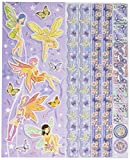 Joy! Crafts Sparkling Embossed Stickers, Fairies