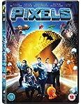 Pixels [DVD]