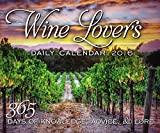Wine Lover's Daily Calendar 2016: 365 Days of Knowledge, Advice, and Lore