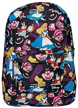Amazon.com: Loungefly Disney Alice in Wonderland All Over