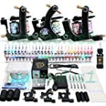 Tattoo Kit 3 Top Machine Gun 54 de Ti...