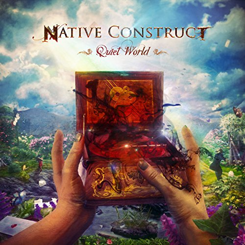 Original album cover of Quiet World by Native Construct
