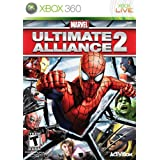 Marvel Ultimate Alliance 2 - Xbox 360 Standard Editionby Activision